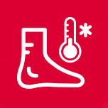 Non-Freezing Cold Injuries/Cold Foot Injuries/Trench Foot (NFCI)